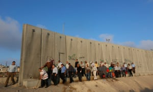 Qalandia checkpoint, Ramallah