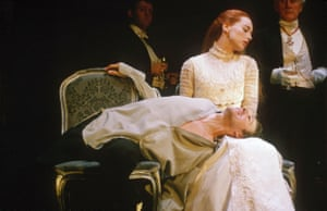 Hamlet at The Hackney Empire, London, 1995
