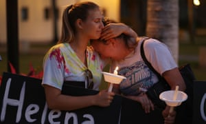 2018 is worst year on record for gun violence in schools