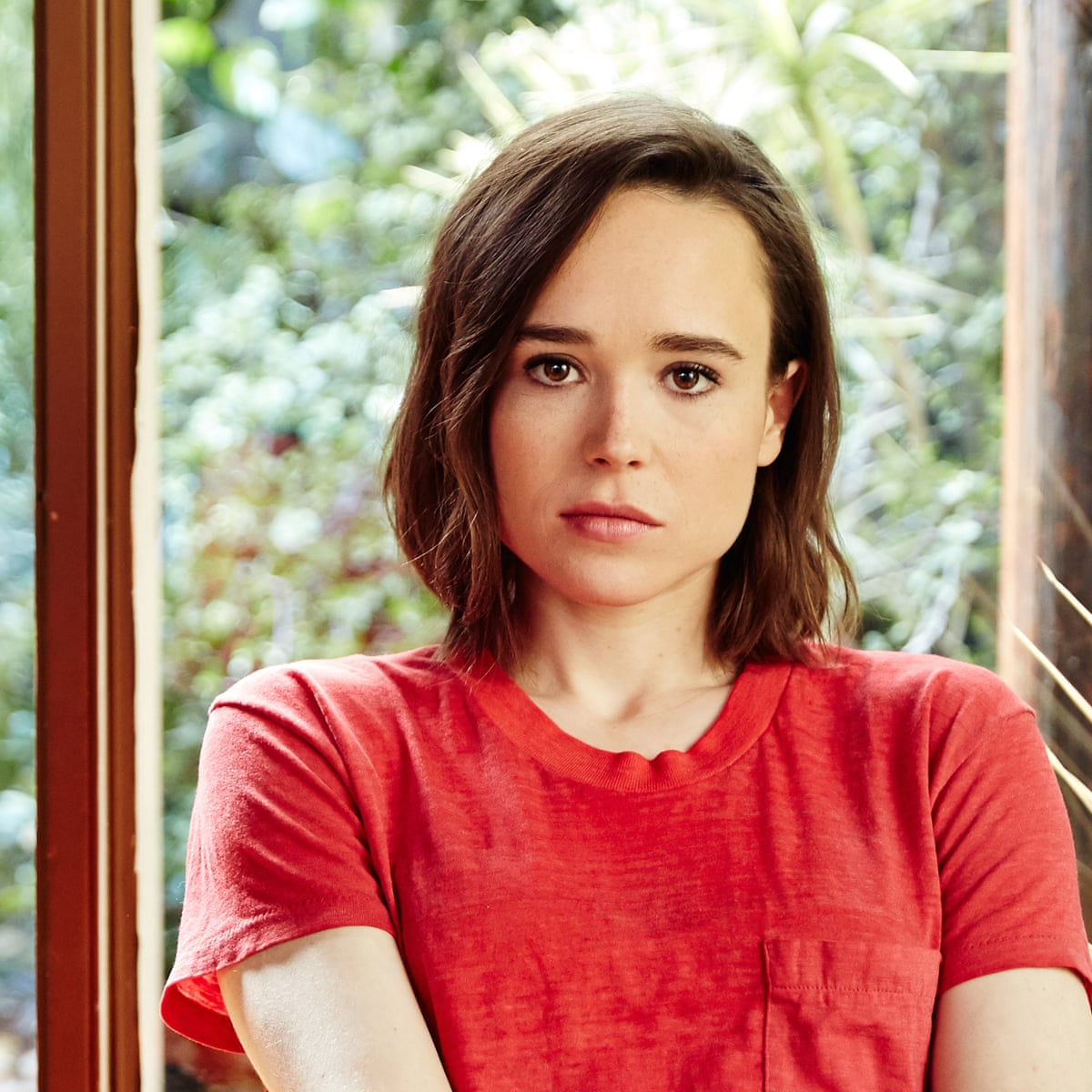 Ellen Page Being Out Became More Important Than Any Movie Elliot Page The Guardian