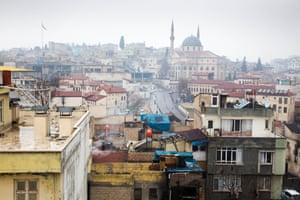 Buildings, Turkey