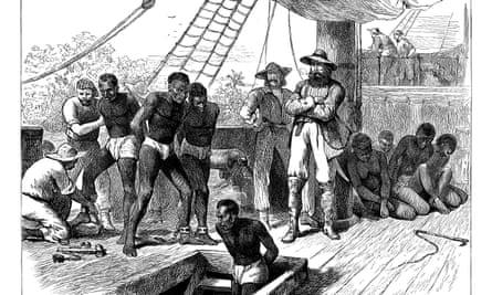 Ironically, Glasgow University fought to end the transatlantic slave trade.