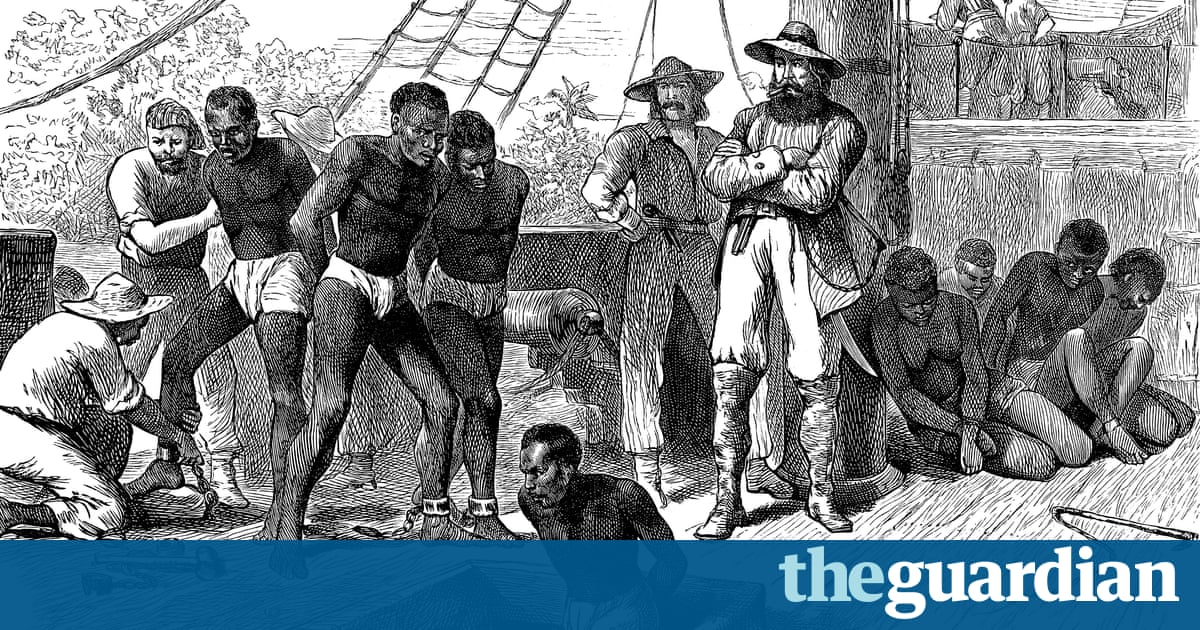 The racist ideas of slave owners are still with us today for African crops and slave cuisine
