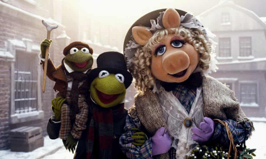 'The fact you have re-evaluated the film as an adult, and still love it, speaks volumes': The Muppet Christmas Carol.