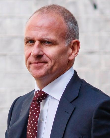 Tesco's chief executive, Dave Lewis