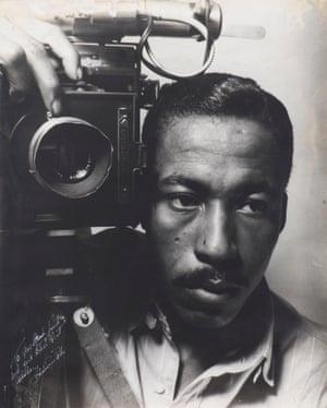 Gordon Parks, Self-Portrait, 1941