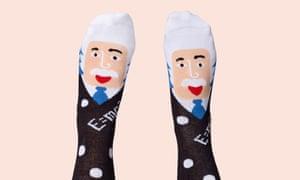 Einstein socks