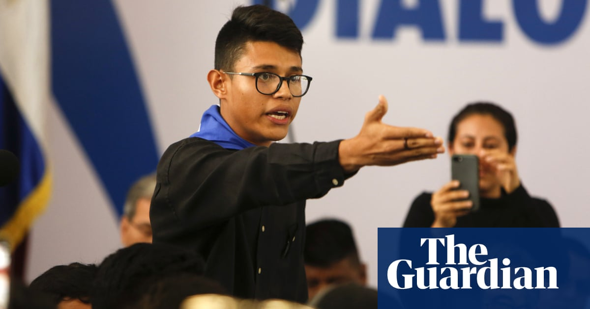 Nicaragua police arrest six opposition leaders under sweeping 'treason' laws