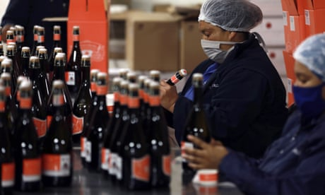 South Africa's alcohol ban has given 'massive boost' to criminal gangs