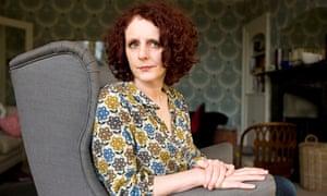 The writer Maggie O'Farrell