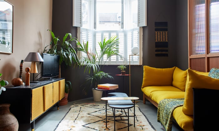 The Builders Thought We Were Mad A Victorian Terrace Revamped Homes The Guardian