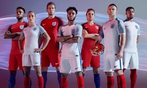 Football Association secures new £400m England kit deal  251c63560856