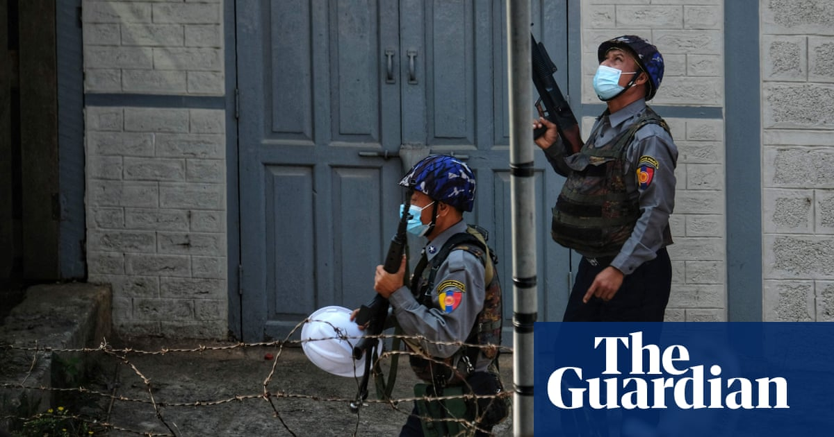 Myanmar military says protesters could be 'shot in the head' as it marks Armed Forces Day