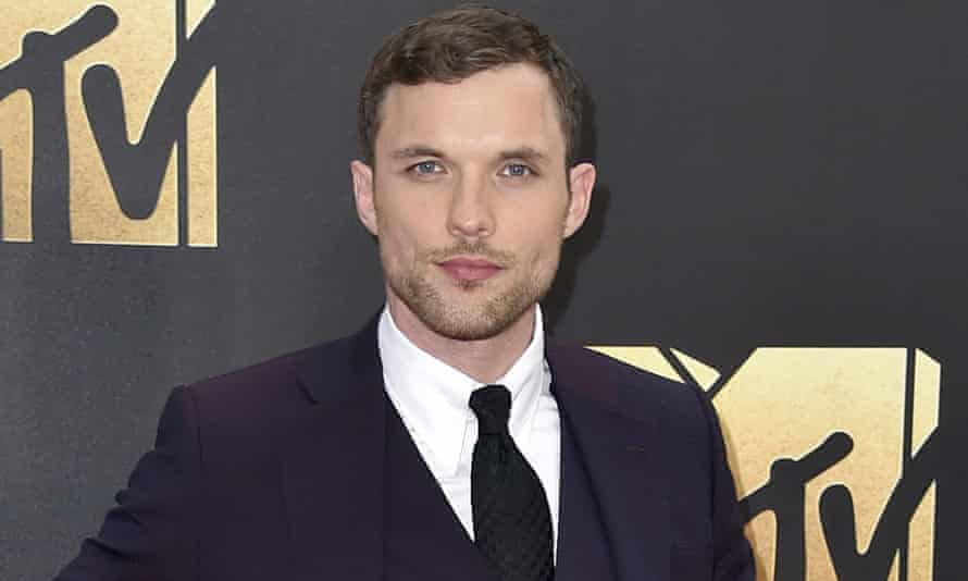 Ed Skrein, who has quit the Hellboy reboot.