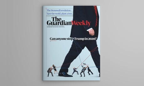 Can anyone stop Trump in 2020? Inside the 28 June edition of the Guardian Weekly