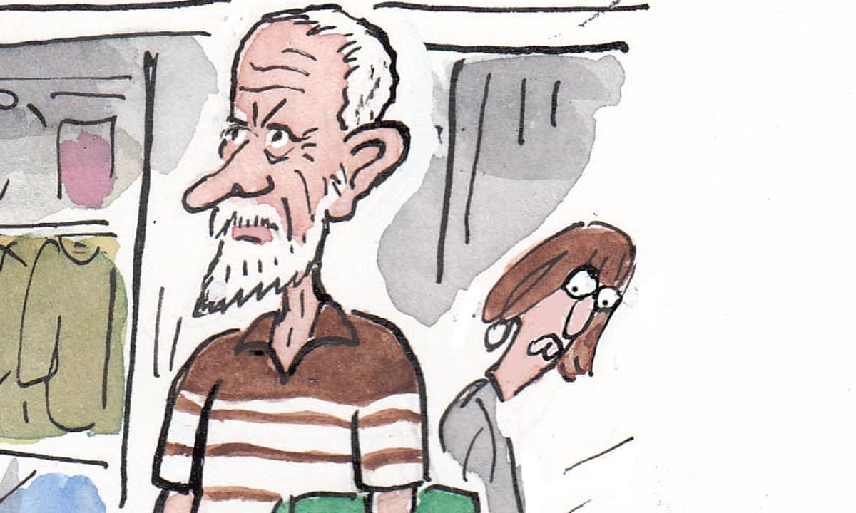 Kipper williams on jeremy corbyn and boden business for Boden cartoon