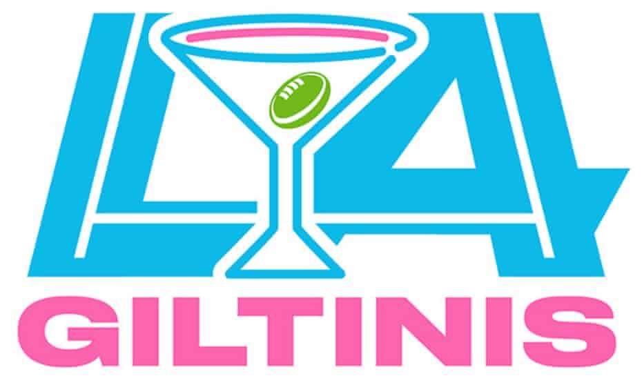 The LA Giltinis logo