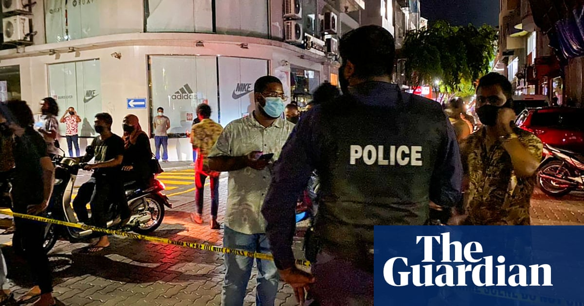 Former Maldives president Mohamed Nasheed critically injured in bomb blast