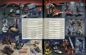 1985 Argos Transformers