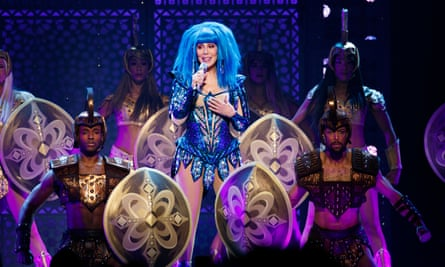 Cher has said she 'believes in' Biden.