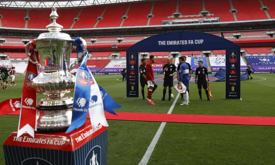 Pilots for large events using Covid passports are taking place such as the FA cup semi-final where local residents have been invited to apply for tickets.