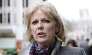 Pro-remain MP Anna Soubry said she regarded being labelled a mutineer by the Telegraph as 'a badge of honour'.