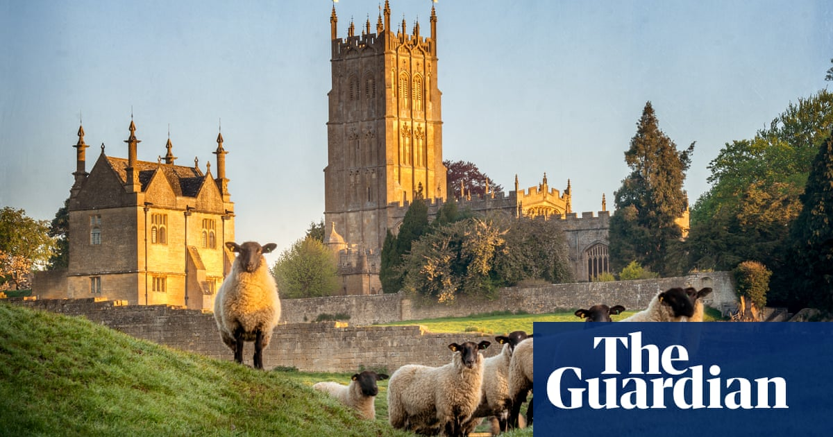 Action station: walking the Cotswolds from our village base