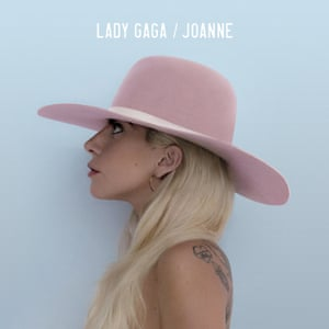 CD cover of Joanne by Lady Gaga