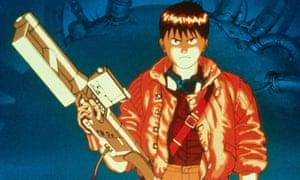 Milestone moment … Katsuhiro Otomo's 1988 film Akira.