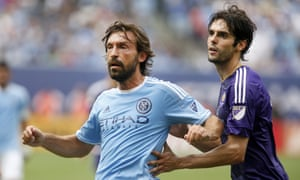 Andrea Pirlo's New York City FC and Kaka's Orlando City failed to make the postseason in their debut campaign.