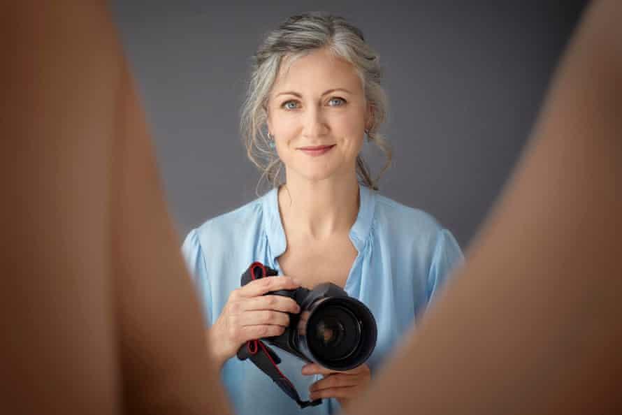 Portrait of photographer Laura Dodsworth