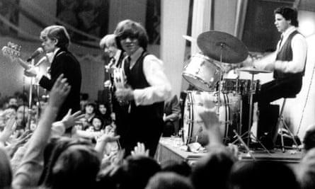 Australian 1960s rock band the Easybeats.