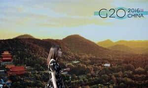 The G20 will meet in Hangzhou, China on September 4-5.