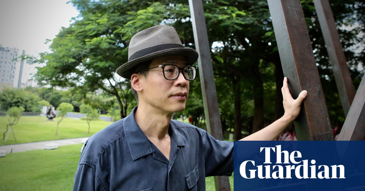 'Law and order collapsed': Hong Kong artist Kacey Wong on finding freedom in Taiwan