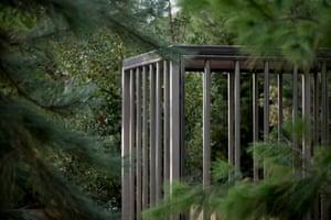 Alfredo Jaar's The Garden of Good and Evil.