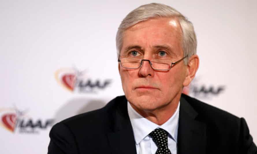 Rune Andersen, head of IAAF taskforce
