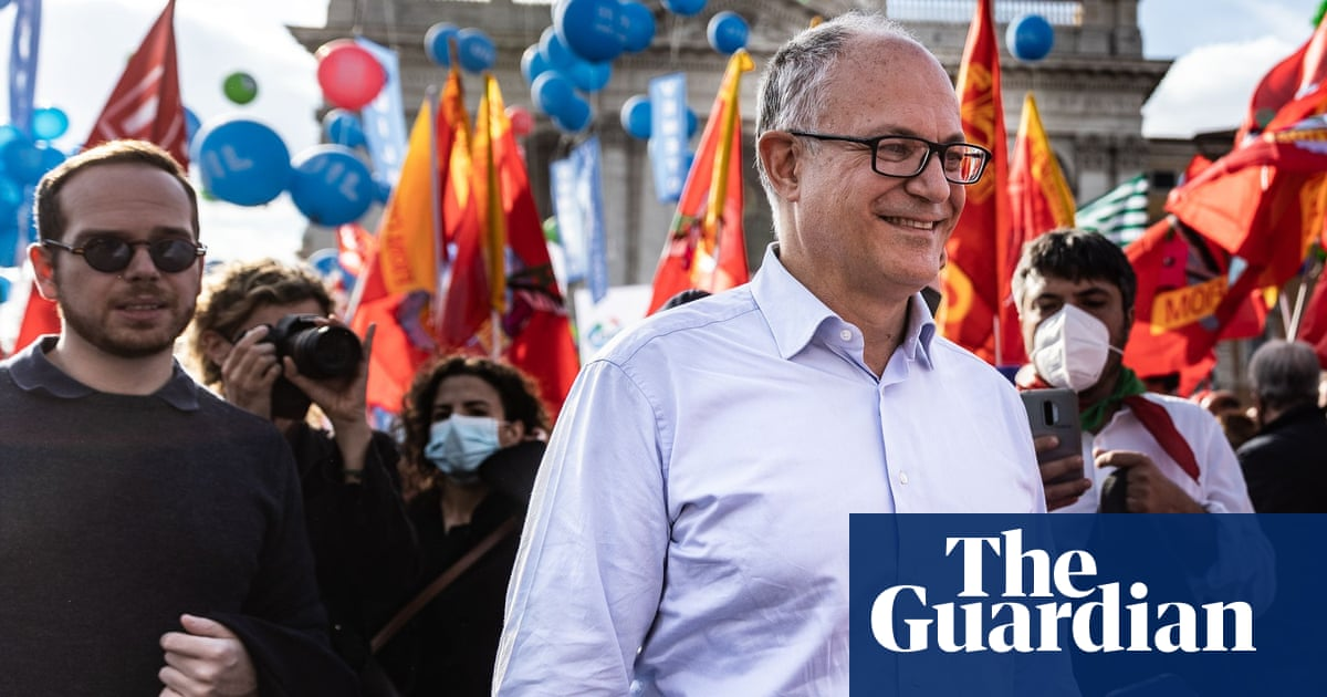 Rome mayoral election won by centre-left, exit poll suggests