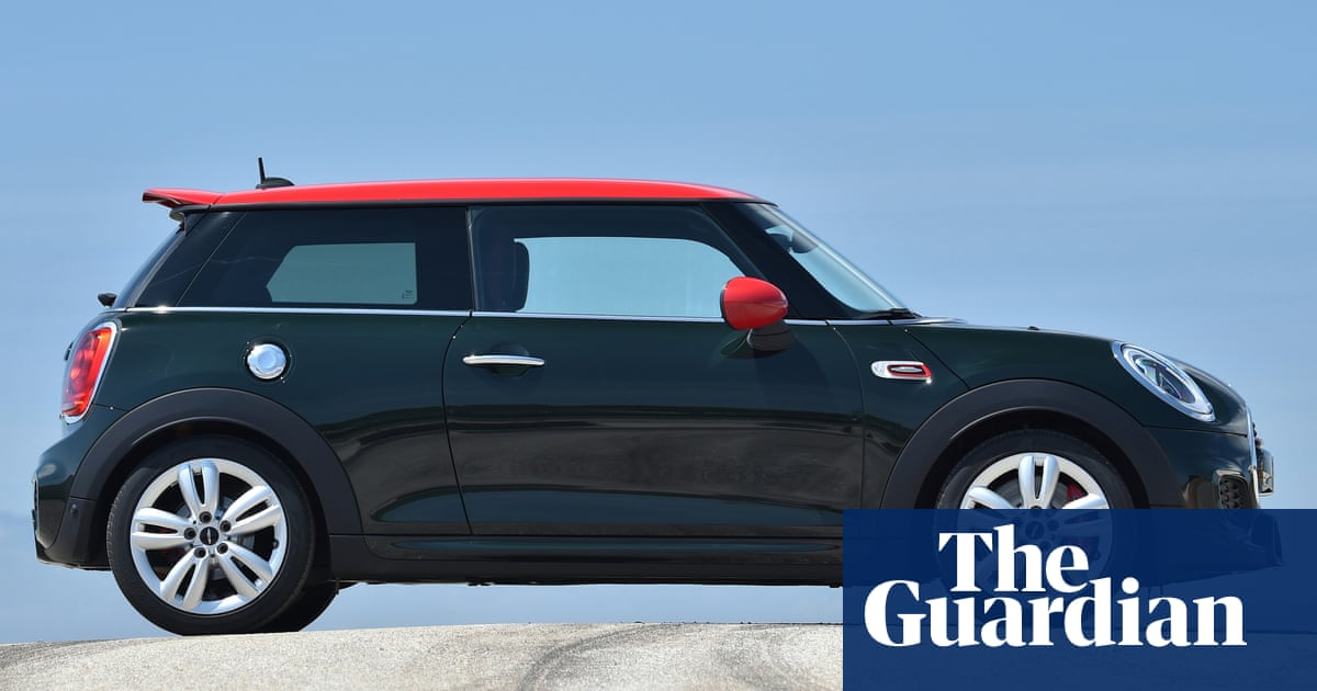 Mini Jcw This Car Asks Are You Having Fun Yet The Answer Is Of
