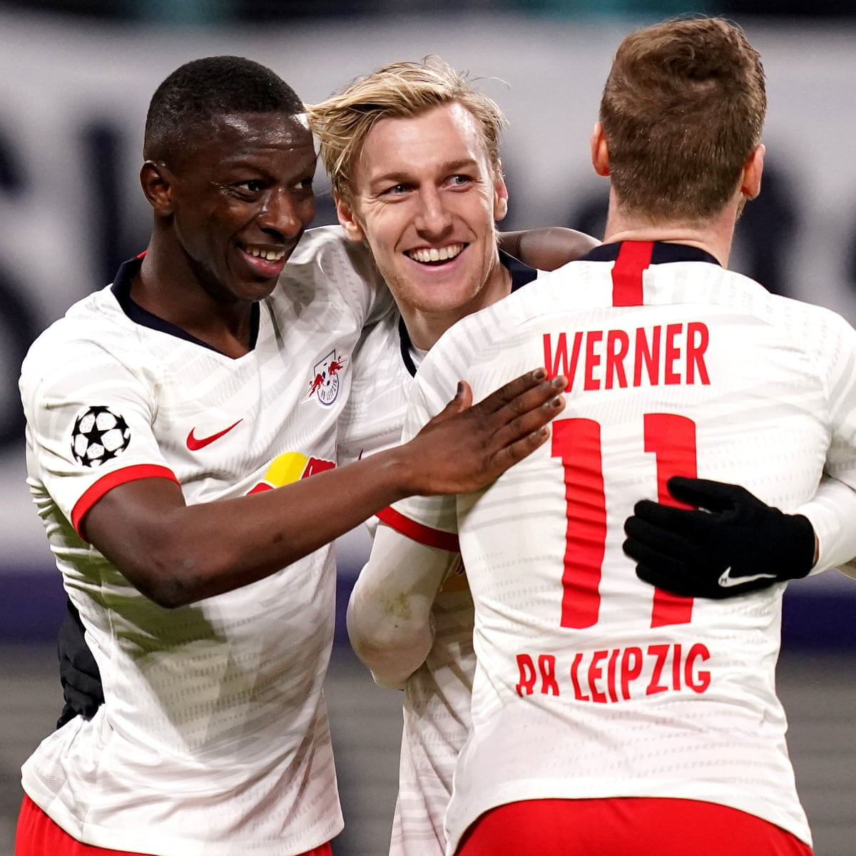 Rb Leipzig 3 0 Tottenham 4 0 Agg Champions League Last 16 As It Happened Football The Guardian