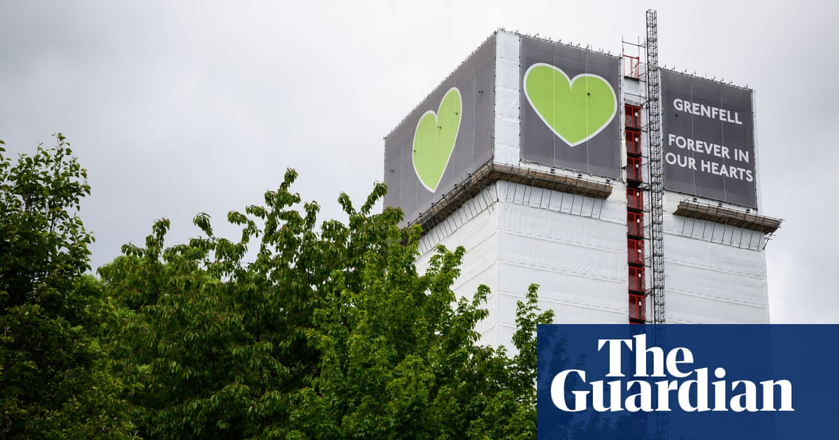 Grenfell costs surpass £500m as council bill revealed