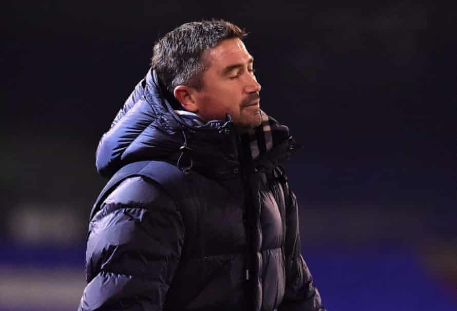 Harry Kewell took over as Oldham Athletic manager in August 2020.