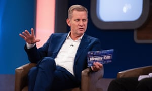 The Jeremy Kyle Show was axed following the death of participant Steve Dymond.