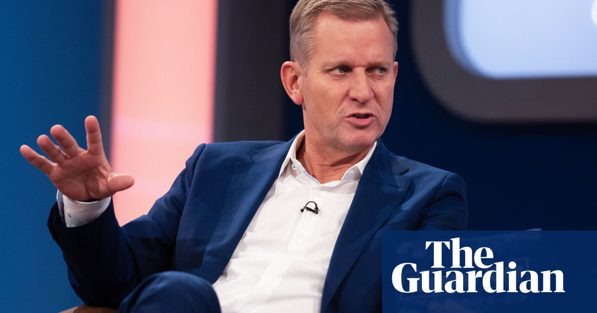 Jeremy Kyle set for TV return, says ITV boss