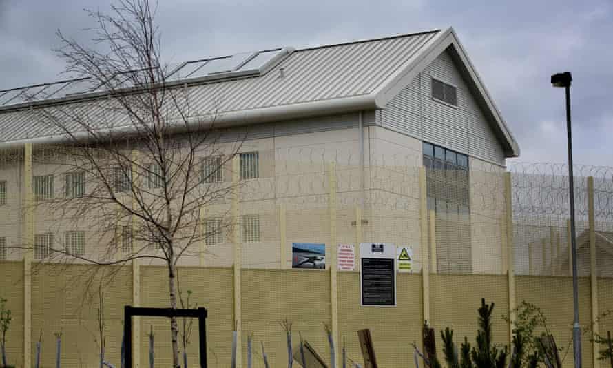 Oakwood prison, operated by G4S near Wolverhampton