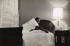 Untitled, 1960-65 (Lucille Fleming in Sumner, Mississippi).