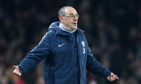 Chelsea have a good manager and players – so why are they in a mess?   Jonathan Wilson