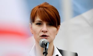 Maria Butina is accused of acting as an undercover agent for Russia and exploiting personal connections to infiltrate influential conservative groups.