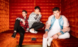 'There was confusion when it came to family versus band' … Jonas Brothers (l to r) Kevin, Joe and Nick.