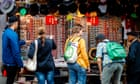 UK inflation unexpectedly holds steady at 2.6% in July- business live