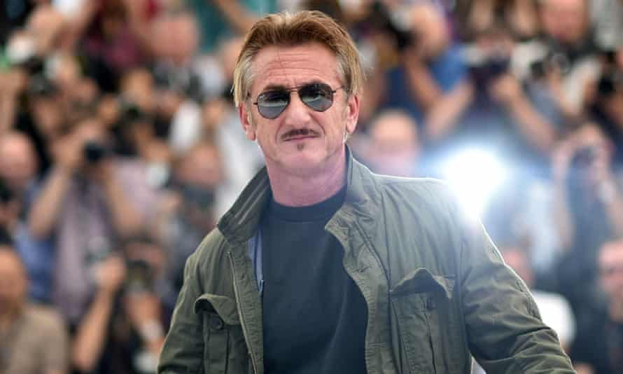 Sean Penn pictured at the 2016 Cannes Film Festival.